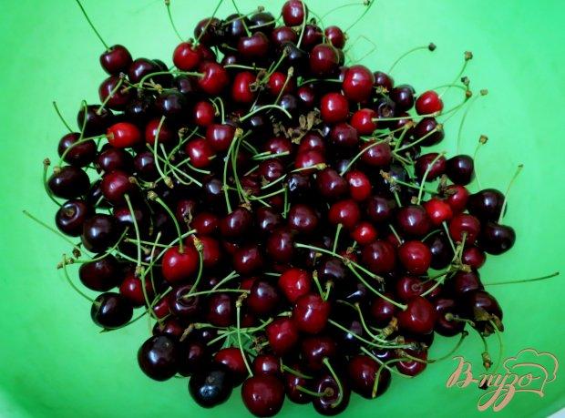 Рецепт Варенье черешневое в микроволновке