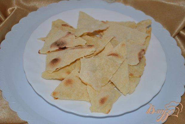 Рецепт Начос с мексиканской сальсой