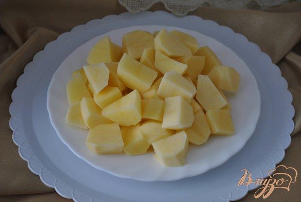 Рецепт Грибной борщ