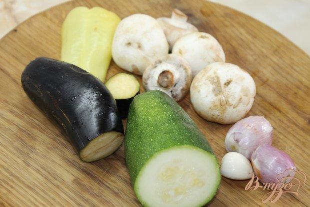 Рецепт Тушенный овощной рататуй