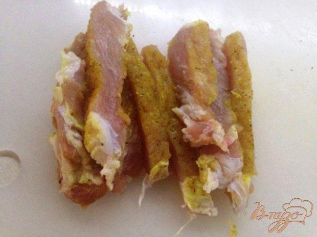 Рецепт Бурито со свининой и овощами