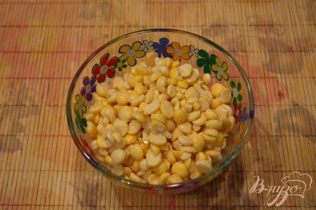 Рецепт Гороховый суп с колбасками