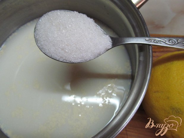 Рецепт Десерт из черешни