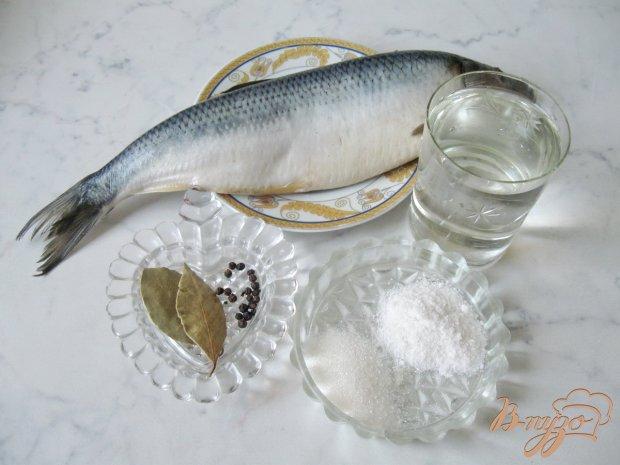 Рецепт Сельдь солёная по-домашнему.