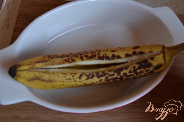 Рецепт Десерт из банана с корицей и медом