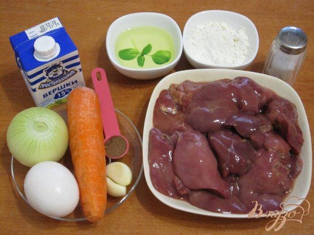 Рецепт Котлеты из куриной печенки