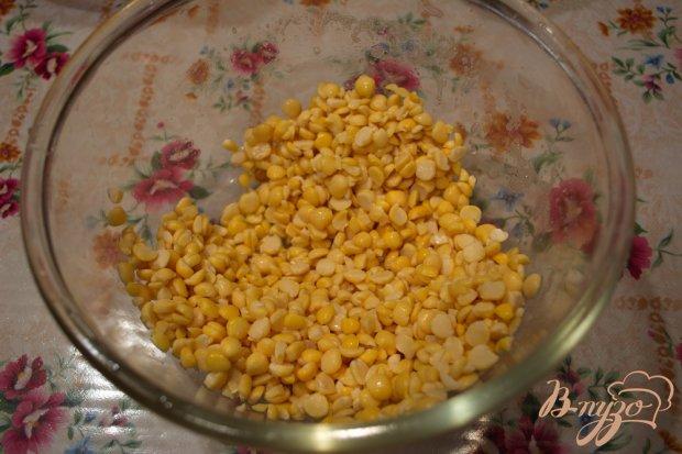 Рецепт Гороховый суп с картофелем ( без мяса)