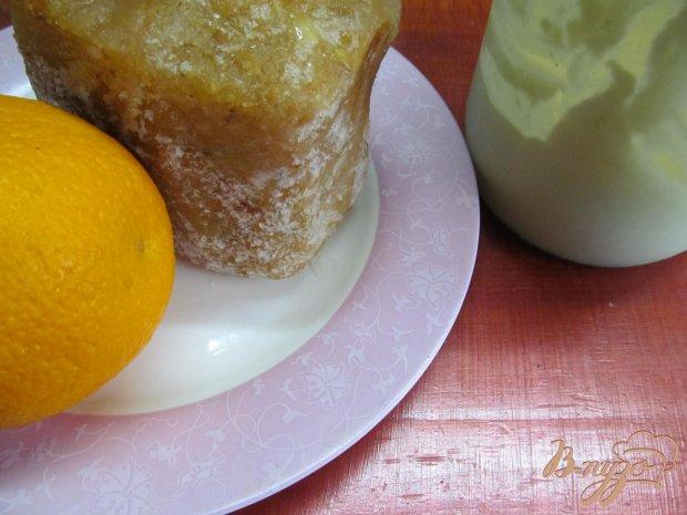Рецепт Смузи из апельсина и яблок