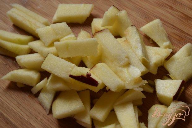 Рецепт Слойки с яблоками и корицей