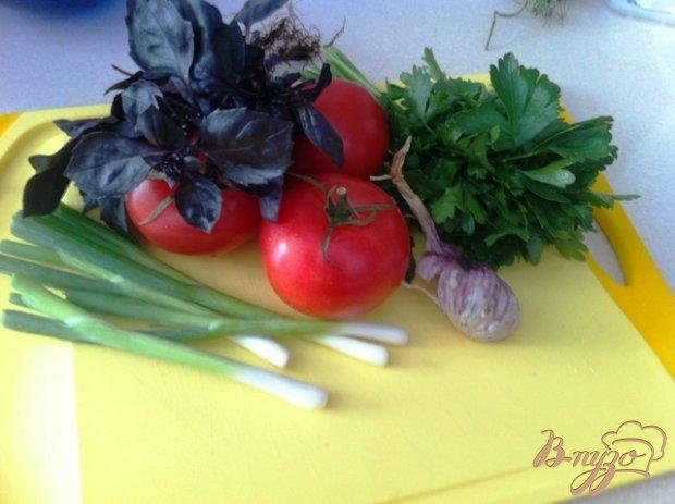 Рецепт Брускетта с томатной сальсой