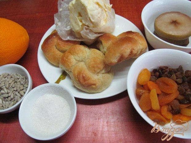Рецепт Апельсиновый гратен
