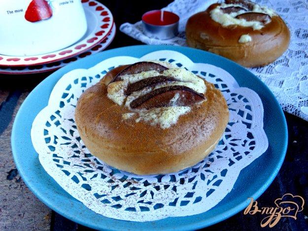 фото рецепта: Ленивые ватрушки с творогом и сливами