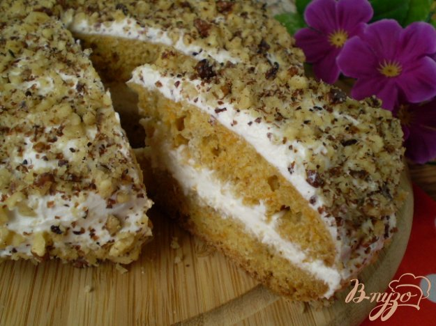 фото рецепта: Тортик