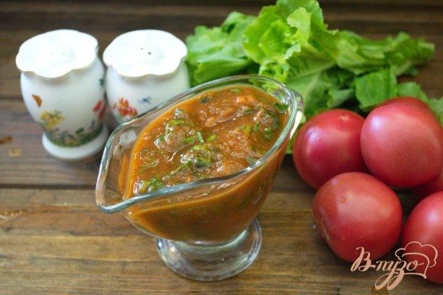 фото рецепта: Восточный соус за 5 минут