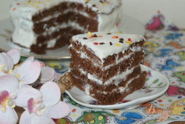Шоколадний торт на сковороді. Як приготувати з фото