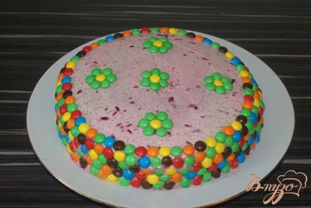 Торт з m