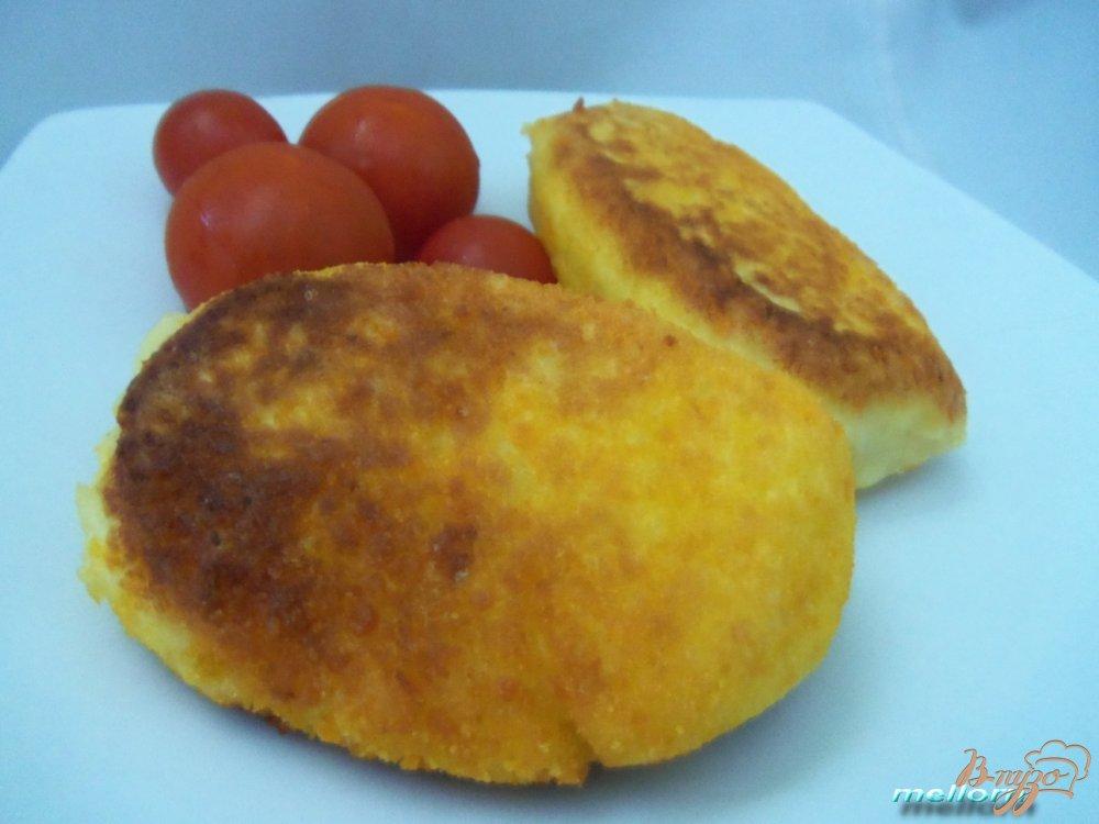 картофельные котлеты из пюре постные рецепт с фото