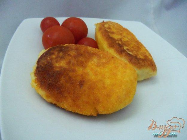 Картофельные котлеты из сырого или вареного картофеля ...