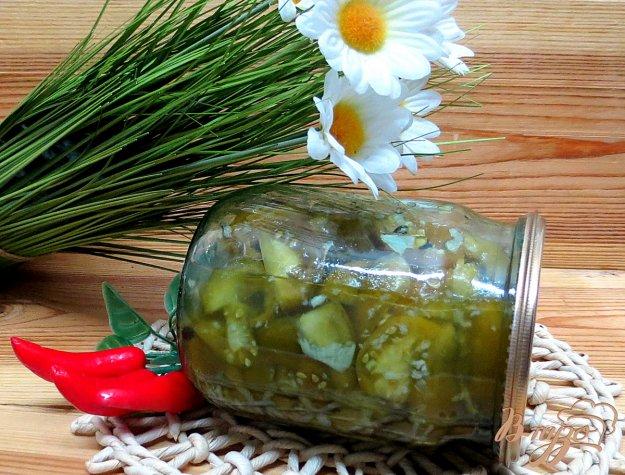 фото рецепта: Салат из помидоров на зиму