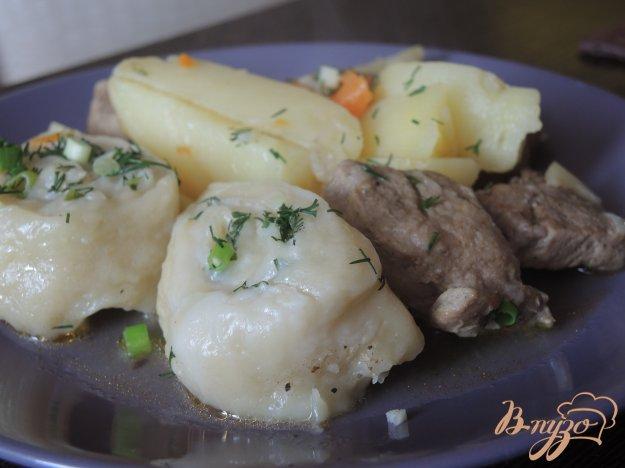 фото рецепта: Нудли по-украински
