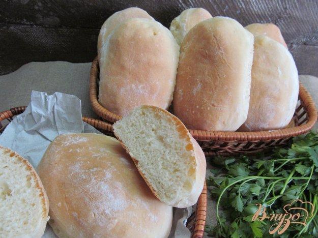 Булочки для бутербродів. Як приготувати з фото