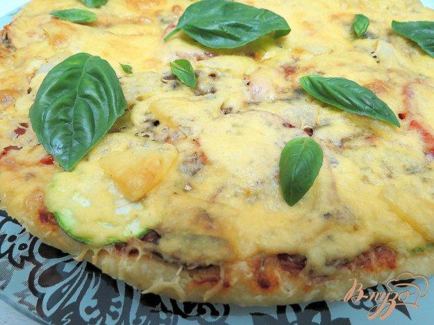 фото рецепта: Пицца домашняя