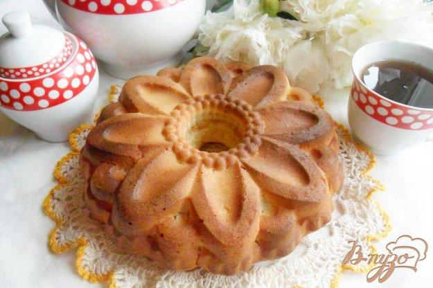 фото рецепта: Кекс на растительном масле