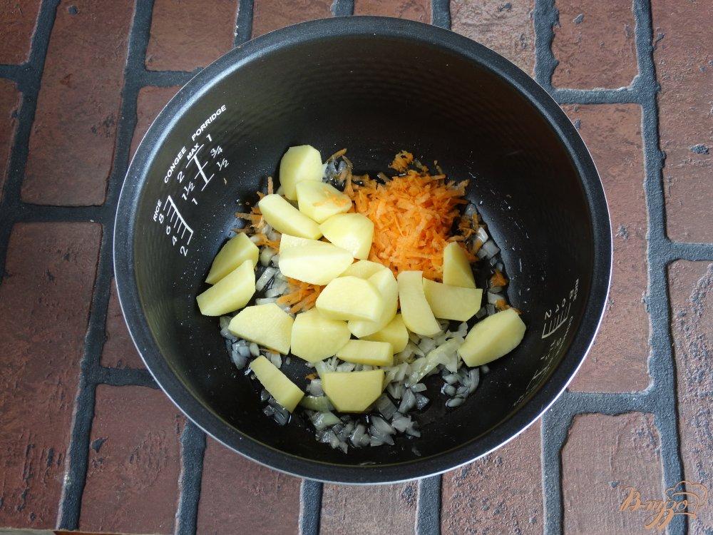 рецепт тыквенного супа в мультиварке редмонд
