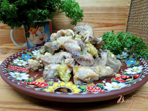 фото рецепта: Свиные пятачки в соусе