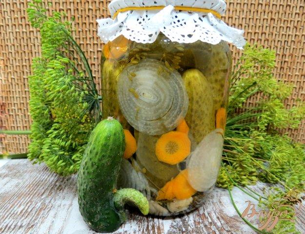 фото рецепта: Огурцы маринованные от Уршули