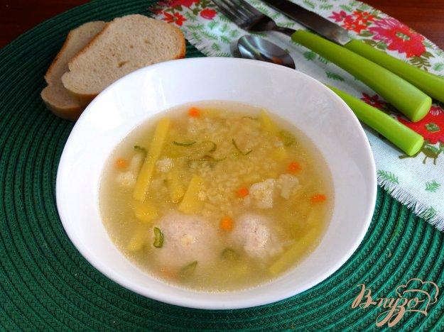 рецепт супа с картошкой и пшеном