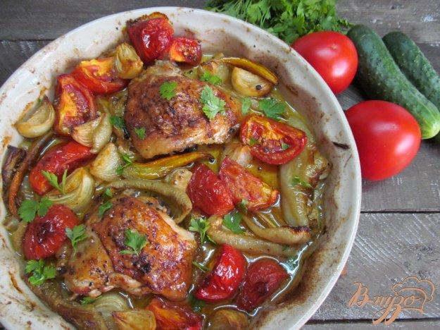 фото рецепта: Курица для торопливых