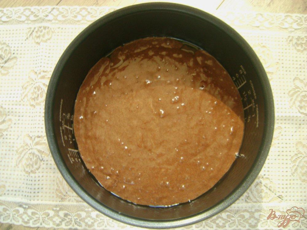 тортик шоколадный в мультиварке рецепты с фото