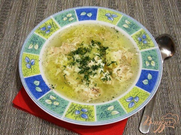 фото рецепта: Уральский суп