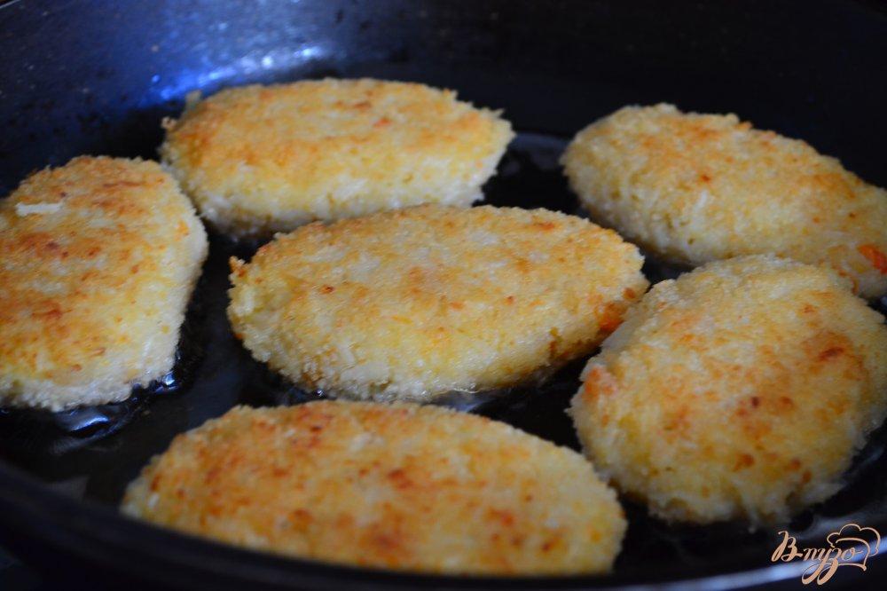Рисовые котлеты рецепт с фото пошагово