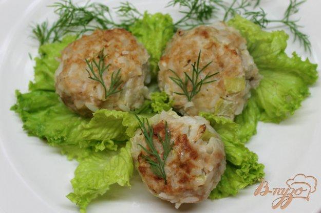 фото рецепта: Тефтели с кабачком