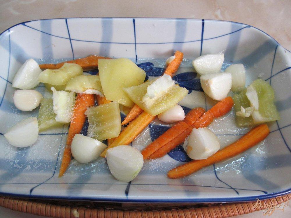 Рецепт Сосиски в беконе с соусом