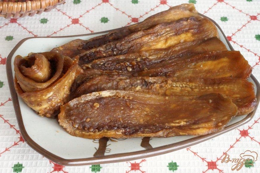 Вяленые баклажаны в сушилке+кабачки