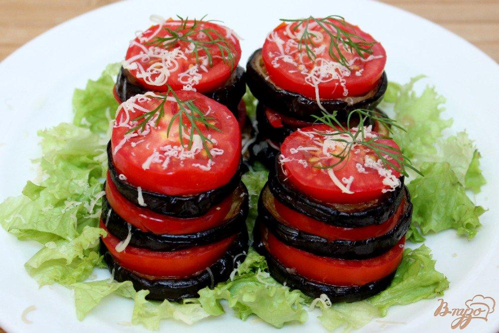 Блюда из баклажанов пошаговыеы с фото