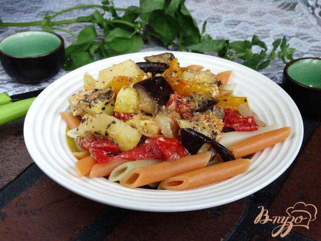 фото рецепта: Овощи тушеные в сливках
