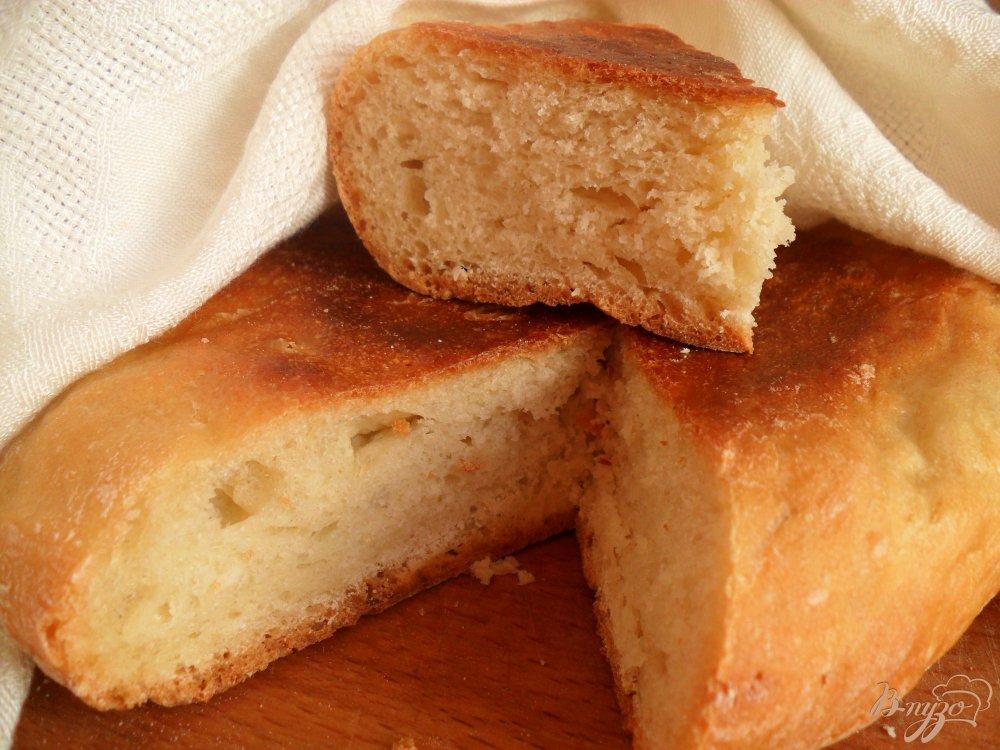 рецепт приготовления белого хлеба в мультиварке