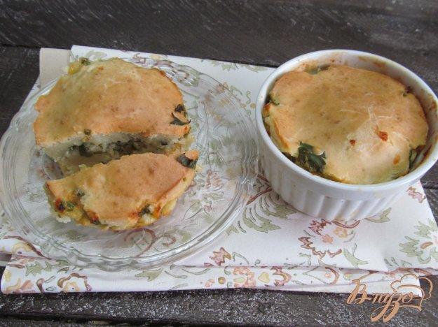 фото рецепта: Равиоли с творогом и сыром