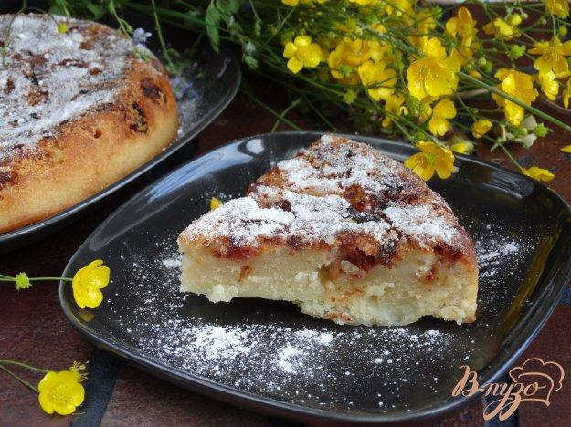 Фруктовые пироги в мультиварке рецепты с