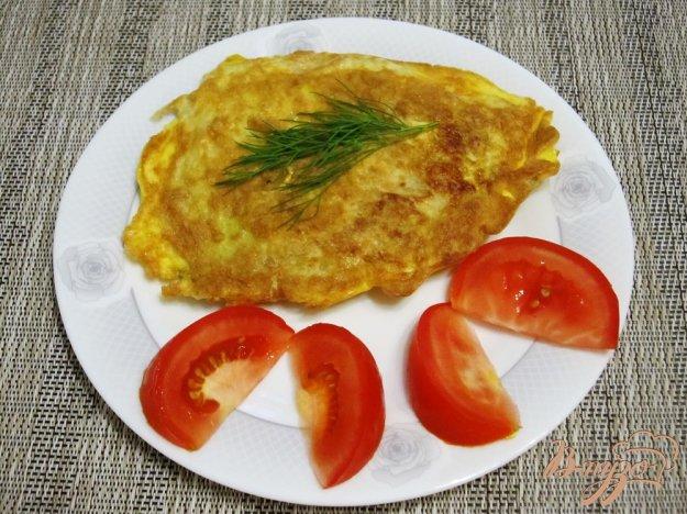 фото рецепта: Бризоль из филе тилапии
