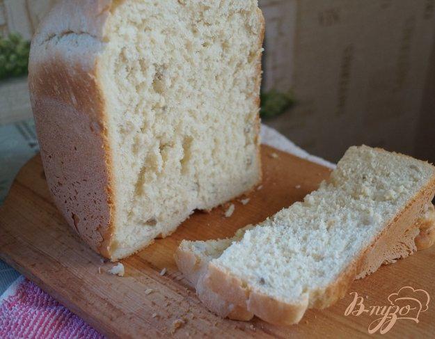 фото рецепта: Хлеб с семечками в хлебопечке