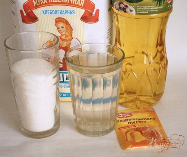Рецепт Рогалики из теста на рассоле с мармеладом