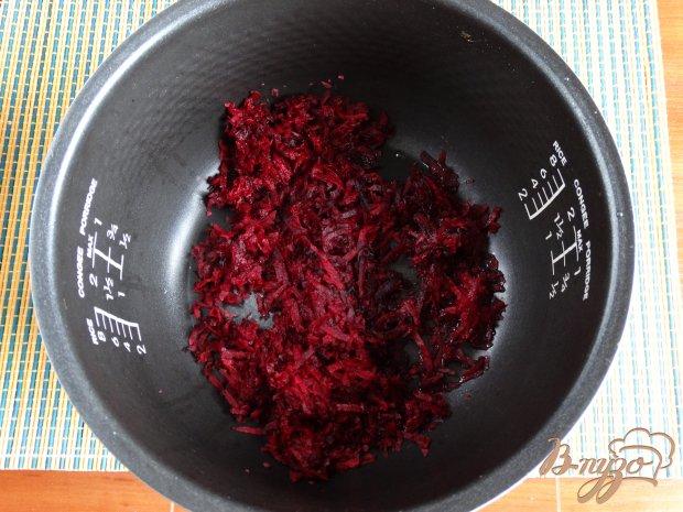 Рецепт Свекольник с коричневой чечевицей в мультиварке