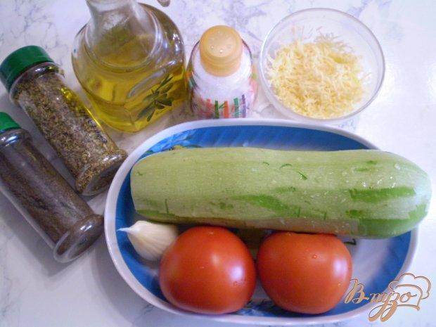 Рецепт Запеченные под сыром овощи