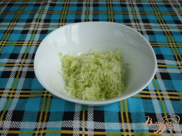 Рецепт Кабачково-сырные гренки