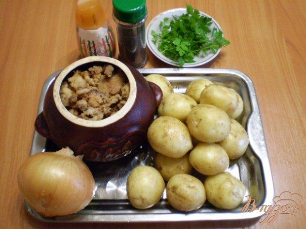 Рецепт Молодой картофель по-украински
